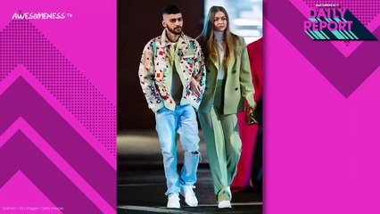Gigi Hadid PREGNANT with Zayn Malik_s child Bella Hadid hid the pregnancy at gender reveal party