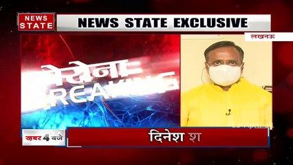 Uttar Pradesh: कोरोना के लेकर सरकार सख्त, देखें डिप्टी सीएम दिनेश शर्मा का Exclusive Interview