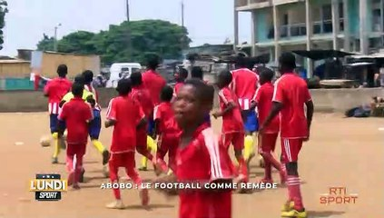 Lundi Sport du 12 Avril 2021 sur le handball ivoirien avec Katty Touré