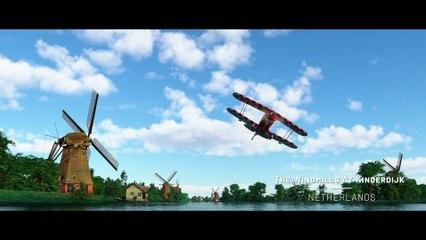 Microsoft Flight Simulator (2020)   Netherlands, Belgium, Luxembourg, France World Update Trailer