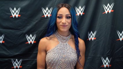 WWE's Sasha Banks Talks About Her Lip Tattoo And Why She Wears A Wig    Body Scan