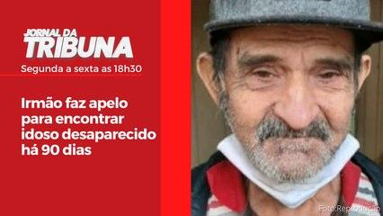 Irmão faz apelo para encontrar idoso desaparecido há 90 dias