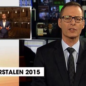 Nytårstalen | 2015 | Morten Albæk | 01-01-2015 | TV2 ØSTJYLLAND @ TV2 Danmark