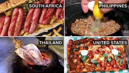 What late night food looks like around the world