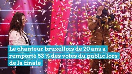 The Voice Belgique: Jérémie Makiese remporte l'édition 2021