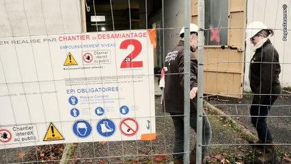 DDM, désamiantage, déconstruction, dépollution, décontamination à Saint-Sauveur-sur-Ecole.