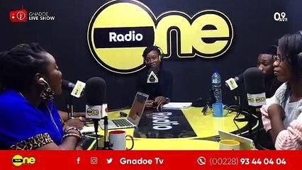 Gnadoe Live Show du 09 Avril 2021 avec My'arah et J-Gado