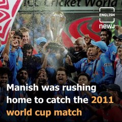 Manish Pandey: Bagging Medals At The Paralympics, For India