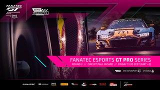 LIVE   Fanatec Esports GT Pro Series - Monza