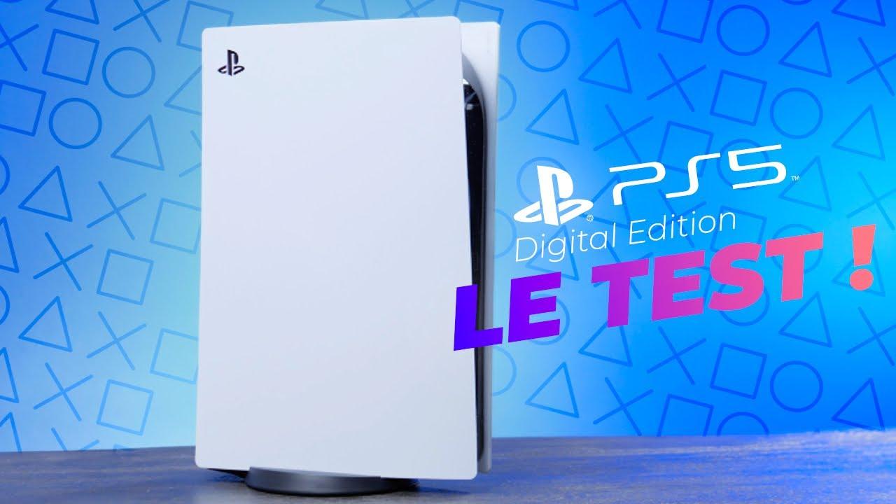 TEST PS5 Digital Edition après 1 MOIS : notre BILAN et nos conseils !
