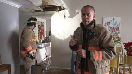 Live Rescue: Busted Pipe FLOODS Apartment