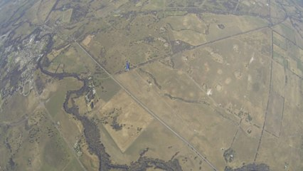 Rescue Cam: Skydiver Has Seizure During Jump, Saved by Instructor