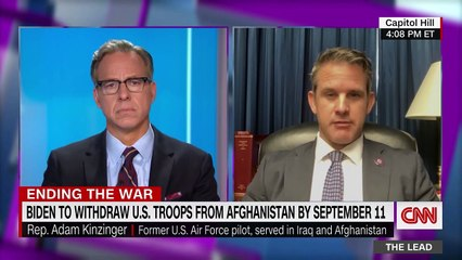 'Incredibly disappointing' - What lawmaker fears if US troops leave Afghanistan