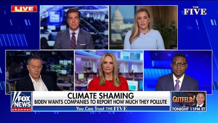 'The Five' mock John Kerry lecturing on climate change while flying on jet
