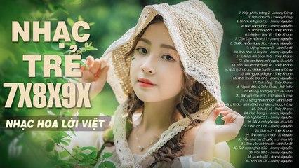 Kiếp Phiêu Bồng, Tình Đơn Côi - 123 Nhạc Trẻ Xưa, Nhạc Hoa Lời Việt 7X 8X 9X Gây Nghiện Một Thời