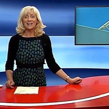Nyt TV-hus | Rejsegilde på TV SYDs nye medie-hus | Kolding | 27-06-2012 | TV SYD @ TV2 Danmark