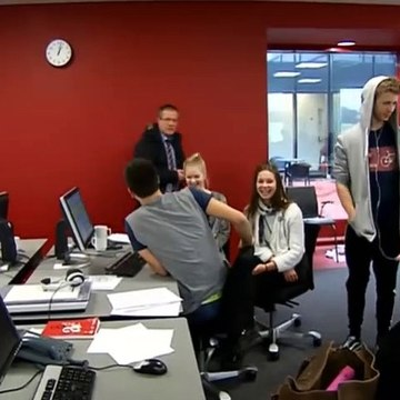 Unge overtager TV SYD | Youngsters | 06-02-2014 | TV SYD @ TV2 Danmark