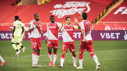 Highlights : AS Monaco 3-0 Dijon FCO