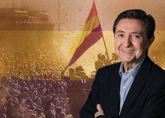 Jiménez Losantos da una lección de historia Sánchez sobre la Segunda República y el PSOE
