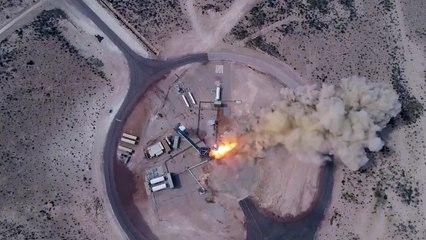 La cápsula de Blue Origin vuela ya 'casi' con astronautas