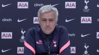 Mourinho on Everton and battle for European football