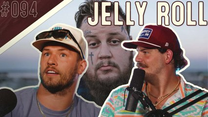 Jelly Roll is Changing the Music Industry FOREVER   Bussin' With The Boys #094