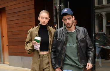 Zayn Malik ve Gigi Hadid'in evlenmek için 'aceleleri yok'