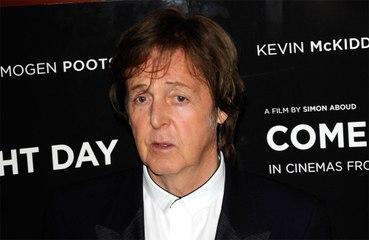Paul McCartney raconte comment les Beatles ont fini défoncés avec Bob Dylan