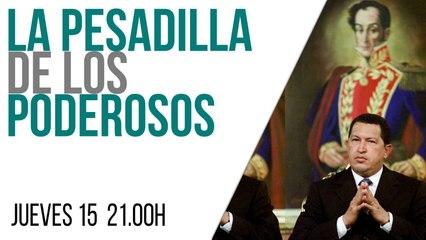 Juan Carlos Monedero: la pesadilla de los poderosos - En la Frontera, 15 de abril de 2021