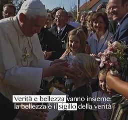 In omaggio al Papa emerito Joseph Ratzinger