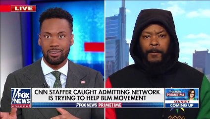 Black Guns Matter founder - Most Americans see the 'fake media' CNN is