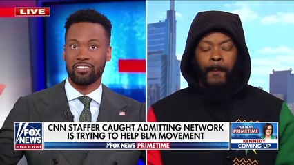 Black Guns Matter founder Most Americans see the 'fake media' CNN is
