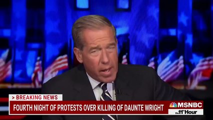 Manslaughter Charge For Fmr. Cop In Daunte Wright Killing