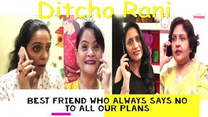 Ditcho Rani  Lock Down Series   Comedy   Ep 16   Good Times Pictures
