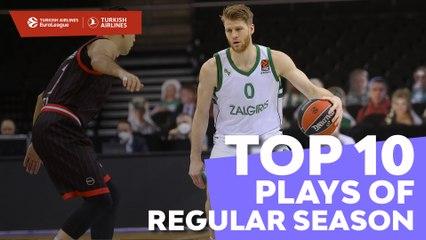 Top 10 Plays of Regular Season!