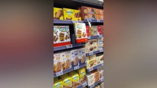 Une idée complètement folle d'un supermarché divise sur Twitter