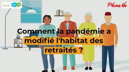Crise sanitaire : quel impact sur l'habitat des retraités ?