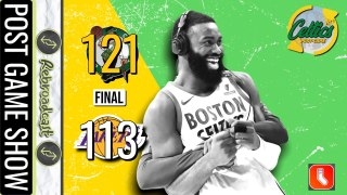 Celtics vs Lakers Post Game Show