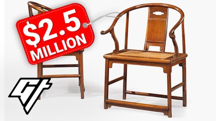 The History of Sitting, Explained (With a $2.5 Million Chair)