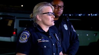 Police hold press conference as multiple shot in Indianapolis