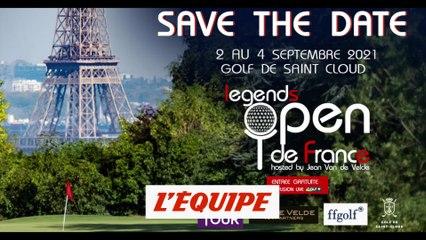 Bientôt l'Open de France - Golf - Legends Tour