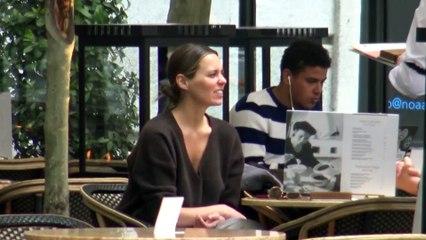 Claudia Osborne no confirma la noticia de su boda con José Entrecanales Jr