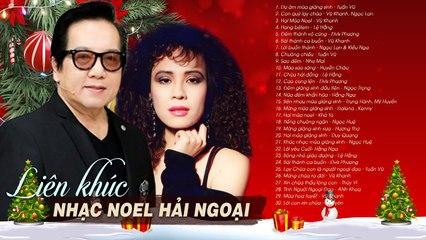 Dư Âm Mùa Giáng Sinh - Nhạc Giáng Sinh Xưa, Nhạc Noel Hải Ngoại Hay Nhất Mừng Ngày Chúa Sinh Ra Đời