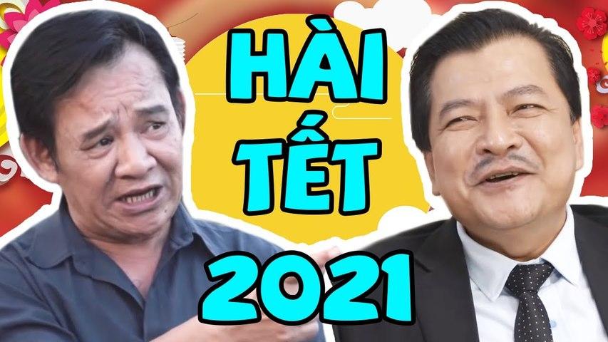 Hài Tết 2021 Quang Tèo, Quốc Anh Mới Nhất - Mở Hàng Full HD  Phim Hài Tết 2021 Hay Nhất