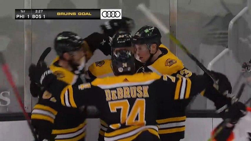 Flyers @ Bruins 4/5/21 | Nhl Highlights