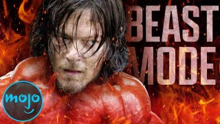 Top 10 Times Daryl Went Beast Mode on The Walking Dead