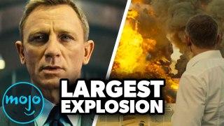 Top 10 Movies That Broke Strange World Records