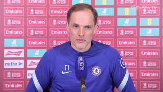 Tuchel previews Chelsea's bid to end City clean sweep in FA Cup semi final