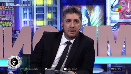 Mauro habló de Yanina Latorre