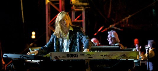 Oliver Wakeman Tales By Gaslight The Andrew Eborn Show